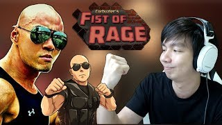 Video Gamenya Deddy Corbuzier - Fist Of Rage - Indonesia MP3, 3GP, MP4, WEBM, AVI, FLV Juni 2018