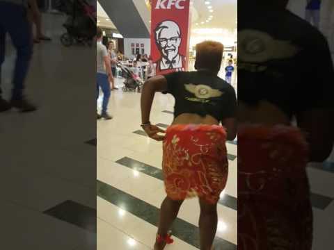 Jenny blaze dancing to igbo kwenu