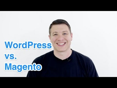 WordPress vs. Magento for Ecommerce Websites