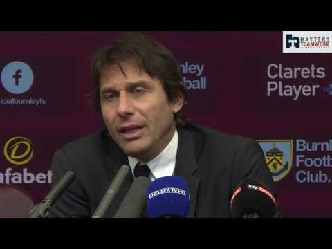 Conte responds to Mourinho's 'defensive' comments (видео)