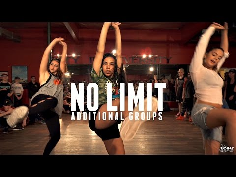 Usher – No Limit – Choreography by Alexander Chung – Additional Groups – Filmed by @TimMilgram