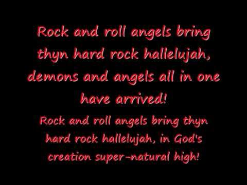 Lordi - Hard Rock Hallelujah (видео)