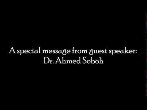 2012 MAS Convention | Dr. Ahmed Soboh