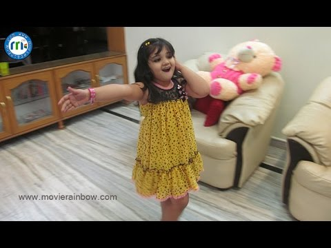 Cute Baby Dance performance on Super Machi song