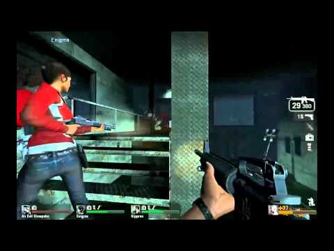 Video Left 4 Dead - Dead Run 1 of 2 download in MP3, 3GP, MP4, WEBM, AVI, FLV January 2017