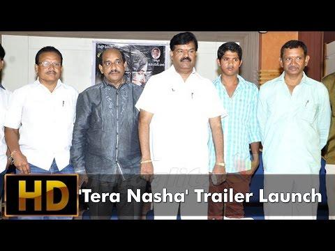 Tera Nasha Trailer Launch