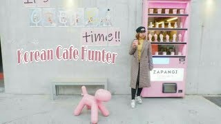6 Recomended Cafe in Seoul | Harry Potter Cafe  | ZAPANGI CAFE
