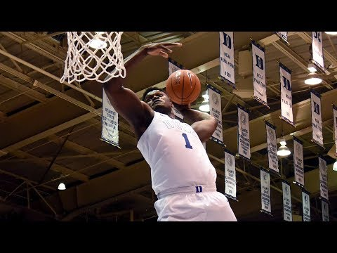 Duke's Zion Williamson on expectations, motivations — and wanting a title
