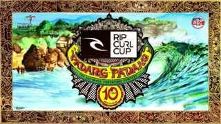Rip Curl Padang Padang Cup Will Be Live