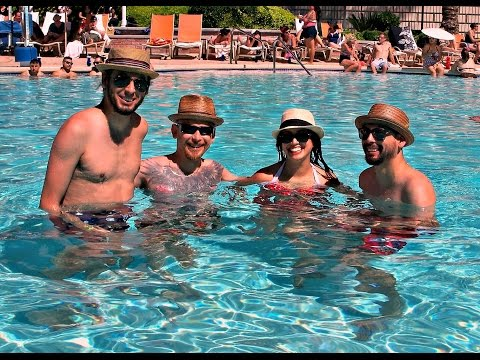 Viva Las Vegas VLV 18 2015, Pool Party, Rockabilly Weekend