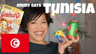 Tasting food from northern Africa, it's Emmy Eats Tunisia! A big thank you to Salma for sending me these treats and for making this...