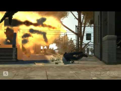 Gta 4 funny Bloopers, stuff, stuns y boludeo total 6