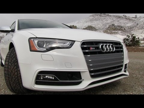 2013 Audi S5 Coupe Quattro S tronic: Top 3 Unexpected Surprises