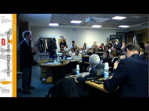 Geist des Dienstes, Geist der Leistung - Matins ISIS Innovation - 10. Oktober 2012 - Intro Hervé Mathe