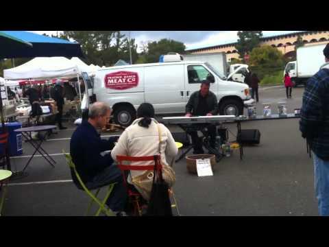 Marin farmer's market smooth syth-jazz
