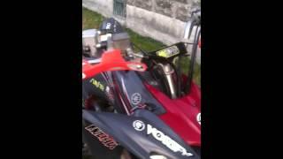 9. 2009 Yamaha raptor 250
