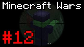 Minecraft Wars - Weapons Testing! #12