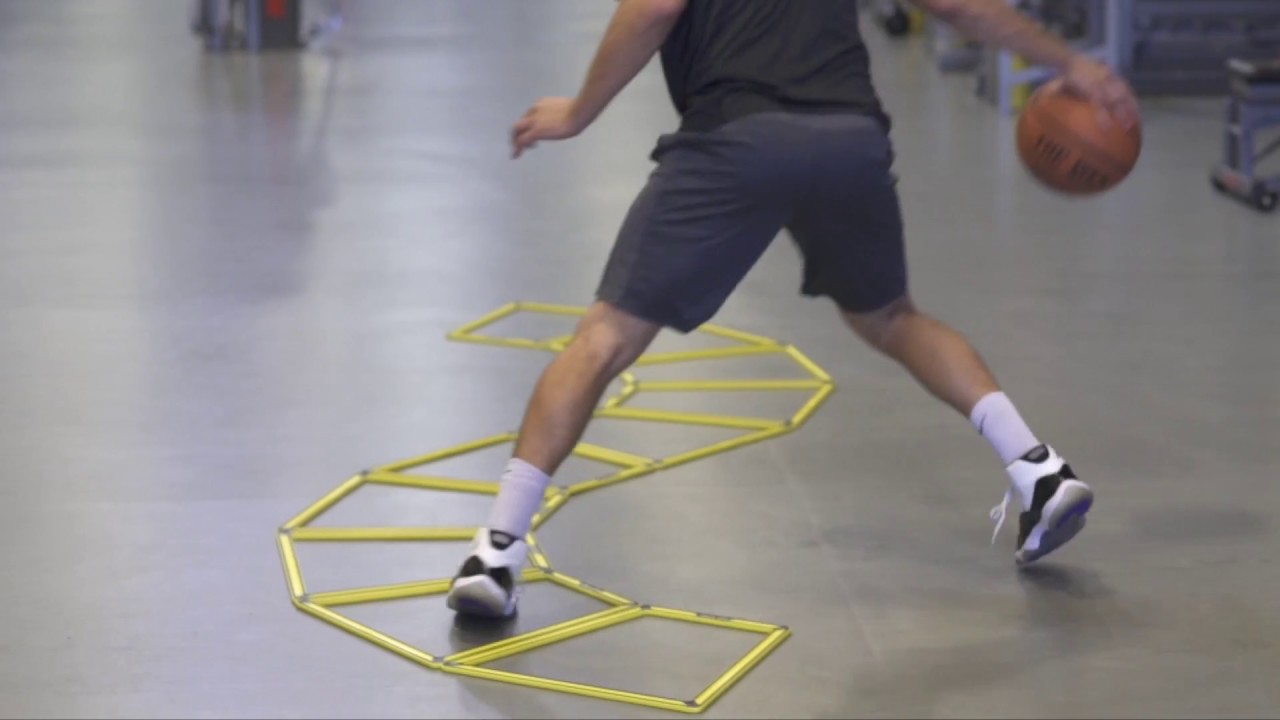 SKLZ Agility Trainer Pro: Basketball Drills