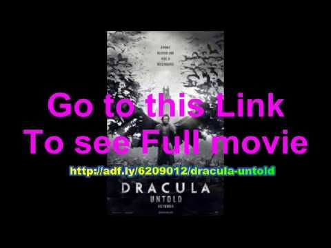 Dracula Untold (2014) Full movie