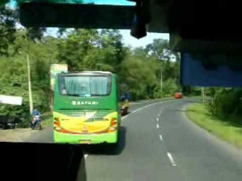 Shantika Scania vs Safari