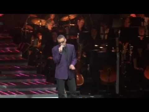 "GEORGE MICHAEL: ""KISSING A FOOL"" At The Royal Albert Hall, London - Saturday, 29/09/12"