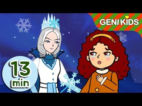 눈의 여왕 | 크리스마스 동화 연속보기 | 겨울왕국 | 세계명작동화 | 인기동화 모음★지니키즈