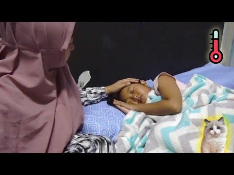 RERE SAKIT DEMAM | PENGEN ADOPSI ANAK KUCING LAGI !!
