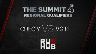 CDEC.Y vs VG.P, game 2
