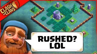 Video WORST RUSHER NEEDS HELP | Clash of Clans | Can We Fix? MP3, 3GP, MP4, WEBM, AVI, FLV Oktober 2017