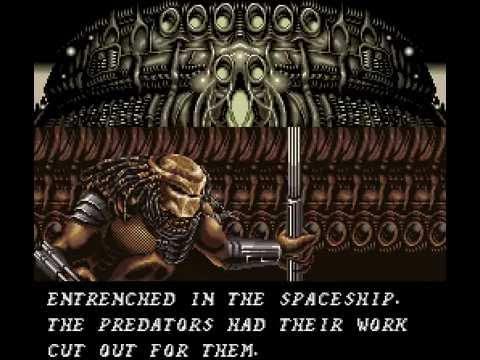 alien vs. predator super nintendo rom