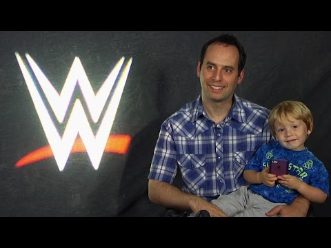 Can This 2 Year Old Name Each WWE Theme Song? 30 August 2014 07 PM