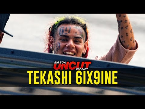 Reacting to Tekashi 6ix9ine's Legal Situation, Doing Time & Imposters