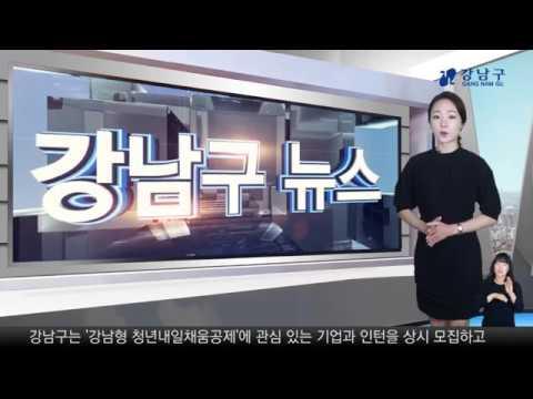 2017년 11월 둘째주 강남구 종합뉴스
