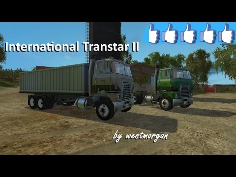 International Transtar II Trucks v1.0