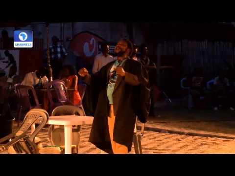 EN: 'Beatification Of Area Boy' Staged At Lagos Black Heritage Festival