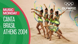 Rhythmic Gymnastics Athens 2004: Canta Brasil | Music Monday