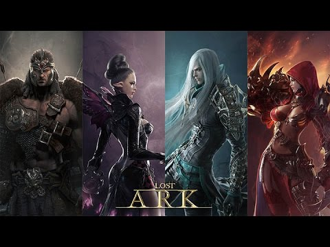 Lost Ark (Free Action RPG): Official trailer (Korea)