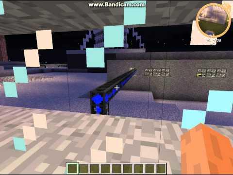 Как сделать реактор в майнкрафте 181