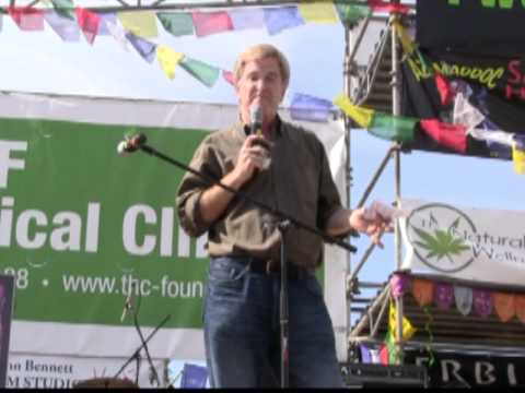 Seattle Hempfest 2010: Rick Steves – Cannabis Is a Civil Liberty