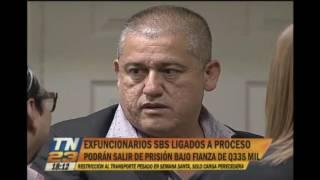 La muerte de las 41 adolescentes en el incendio ocurrido en el Hogar Seguro Virgen de la Asunción provoca que se ligue a proceso a varios ex funcionarios de la SBS.