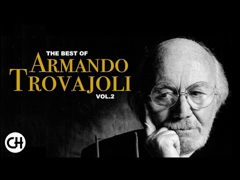 The Best Of Armando Trovajoli, Vol. 2 - Remastered For Youtube