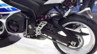 8. 2013 Suzuki GSX-R 1000 Z 185 Hp 295 Km/h 183 mph * see also Playlist
