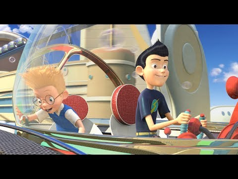 Meet the Robinsons Animation Movies For Kids