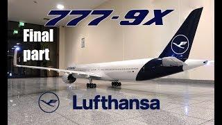 Video BOEING 777-9X Lufthansa new livery/ FINAL MP3, 3GP, MP4, WEBM, AVI, FLV Agustus 2018