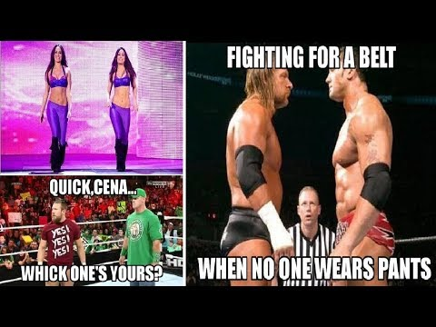 Things Only WWE Fans Will Find Funny