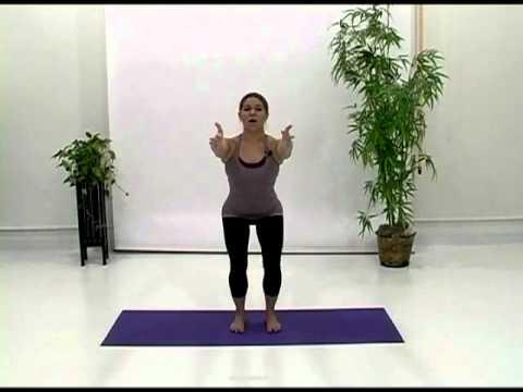 WELLNESS LINE Yoga Basics with Lisa (Intermediate Yoga) (Clip)