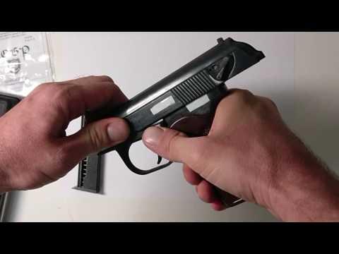 Пистолет ПМР 9мм РА - DomaVideo.Ru