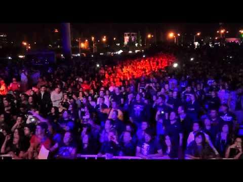 Yngwie Malmsteen en el Festival Internacional Chihuahua