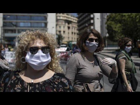 Ελλάδα – COVID-19: 32 νέα κρούσματα και 2 θάνατοι το τελευταίο 24ωρο…