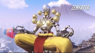 Overwatch - Zenyatta Gameplay Trailer